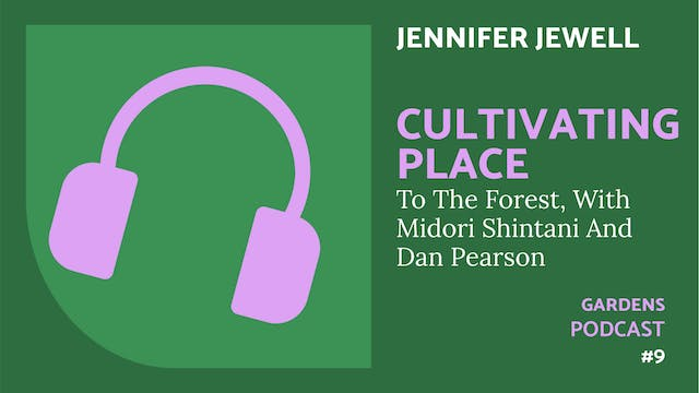 🎧 Cultivating Place  #9 | To The Forest