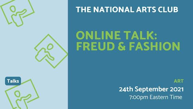 21.09.24 (Fri Sep 24th) | Online Talk...