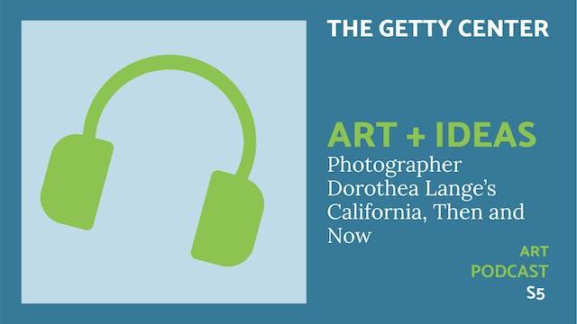 🎧 Art + Ideas S5 | Photographer Dorot...