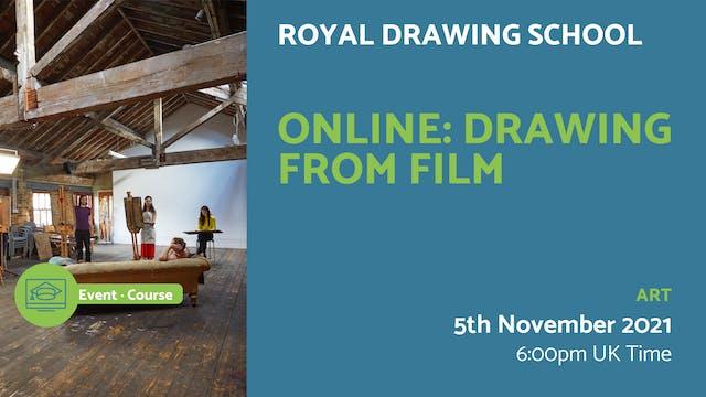 21.11.05 (Fri Nov 5th)   Online: Draw...