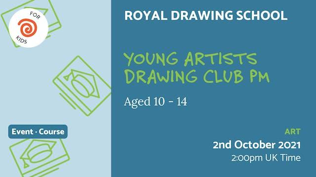 21.10.02 (Sat Oct 2nd) | Young Artist...