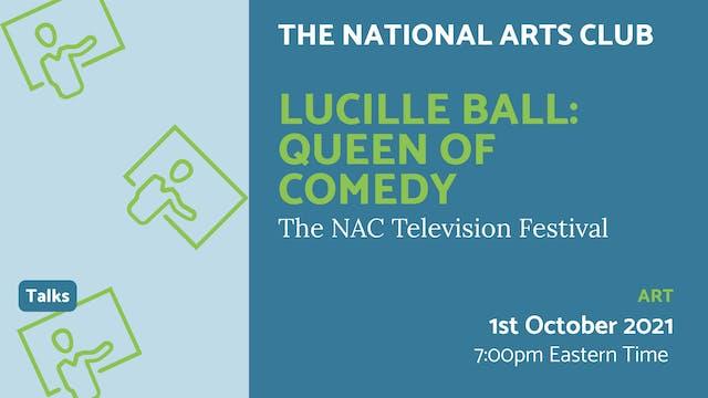 21.10.01 (Fri Oct 1st)   Lucille Ball...