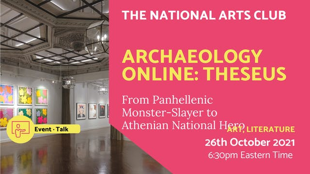 21.10.26 (Tue Oct 26th) | Archaeology...