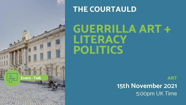 21.11.15 (Mon Nov 15th) | Guerrilla A...