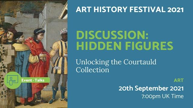 21.09.20 (Mon Sep 20th) | Discussion: Hidden Figures
