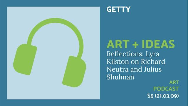 🎧 Art + Ideas S5 | Reflections: Lyra ...
