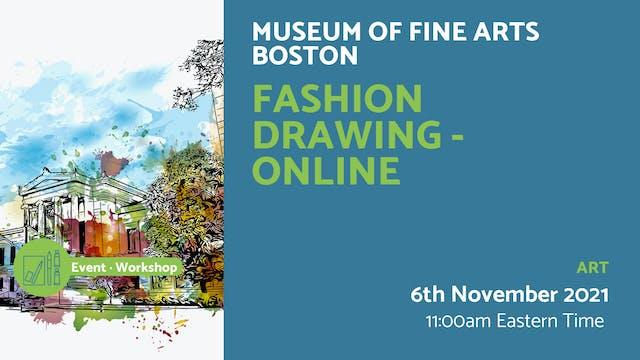 21.11.06 (Sat Nov 6th) | Fashion Draw...