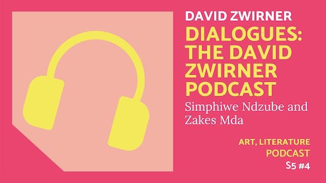 🎧 Dialogues S5 #4 | Simphiwe Ndzube a...