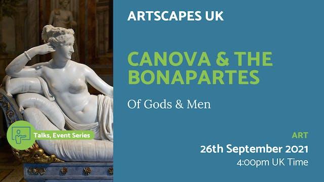 21.09.26 (Sun Sep 26th) | Canova & Th...