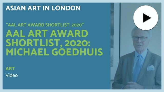 🎥 | AAL Award 2020: Michael Goedhuis