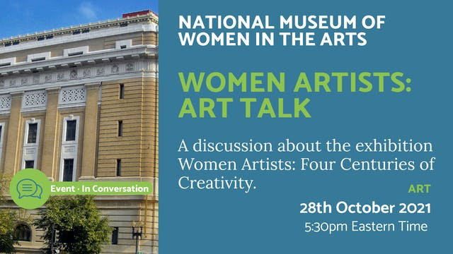 21.10.28 (Thu Oct 28th) | Women Artis...