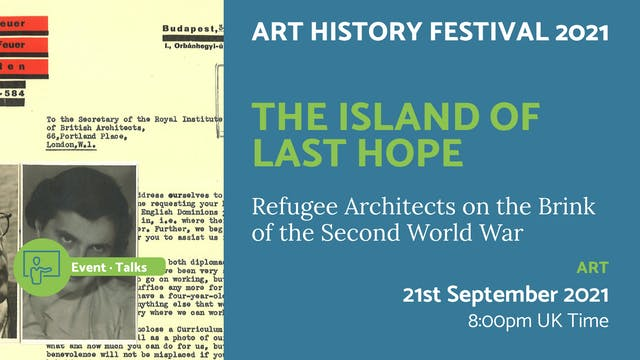21.09.21 (Tue Sep 21st)   The Island ...