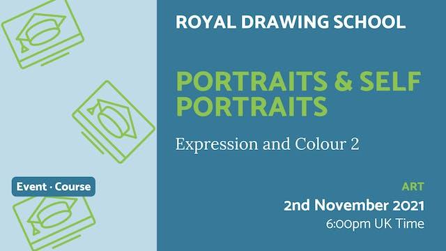 21.11.02 (Tue Nov 2nd) | Portraits & ...