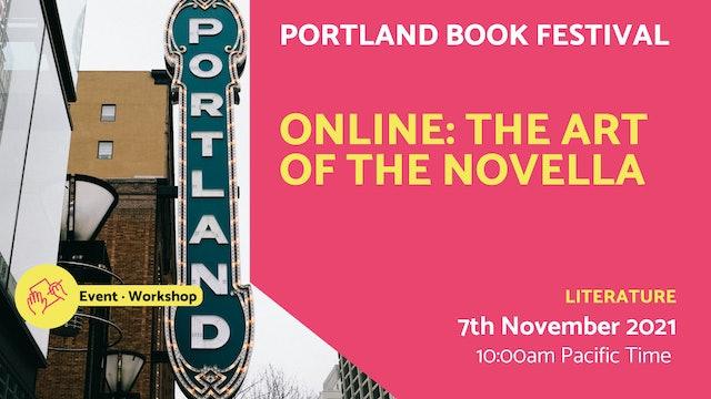 21.11.07 (Sun Nov 7th)   Online: The Art of the Novella