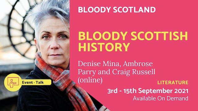 21.09.19 (Sun Sep 19th)   Bloody Scot...