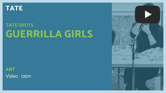 🎥   Guerrilla Girls