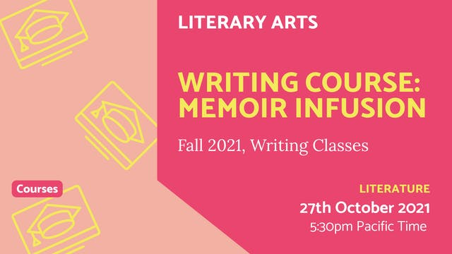 21.10.27 (Wed Oct 27th) | Writing Cou...