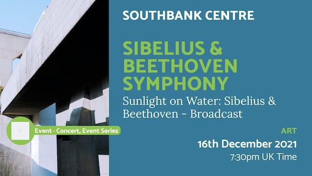 21.12.16 (Thu Dec 16th) | Sibelius & ...