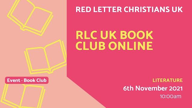 21.11.06 (Sat Nov 6th) | RLC UK Book Club Online