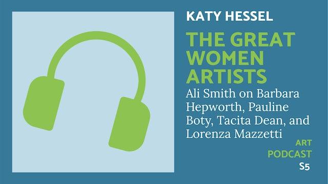 🎧 The Great Women Artists S5 | Barbara Hepworth...