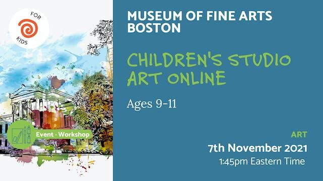 21.11.07 (Sun Nov 7th) | Children's S...