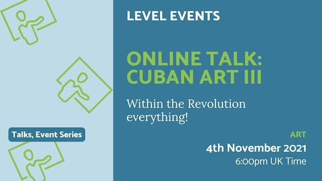 21.11.04 (Thu Nov 4th) | Online Talk:...