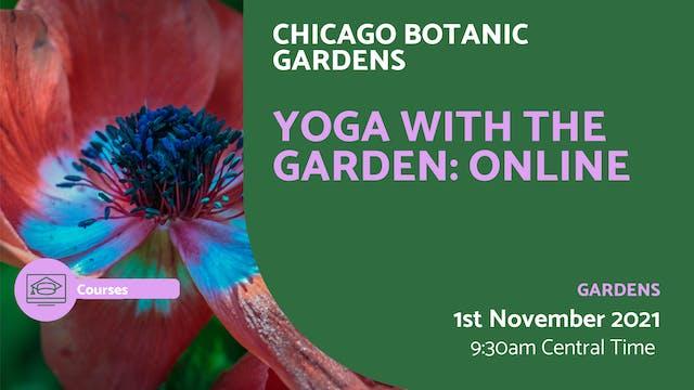 21.11.01 (Mon Nov 1st) | Yoga with th...
