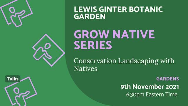 21.11.09 (Tue Nov 9th) | Grow Native ...