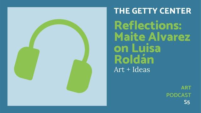 🎧 Art + Ideas S5 | Maite Alvarez on L...