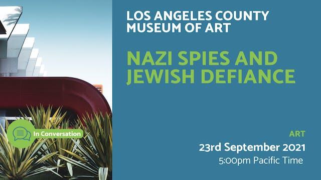 21.09.23 (Thu Sep 23rd) | Nazi Spies ...