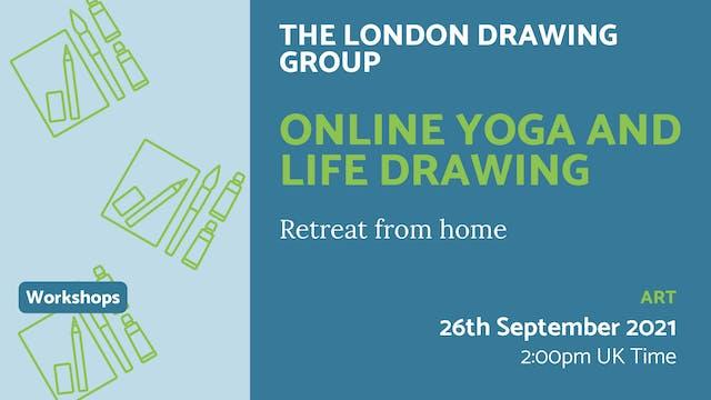 21.09.26 (Sun Sep 26th) | Online Yoga...