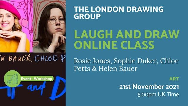21.11.21 (Sun Nov 21st) | Laugh and D...