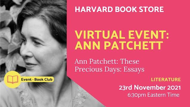 21.11.23 (Tue Nov 23rd) | Virtual Ev...