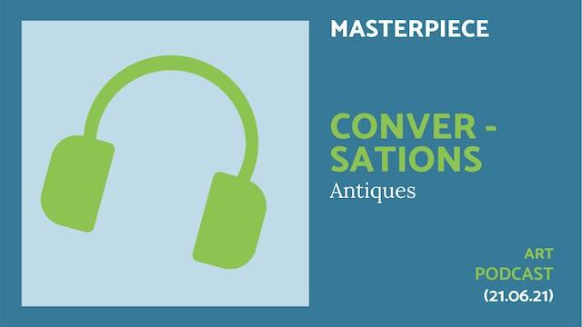 🎧 A Masterpiece Podcast: Conversation...