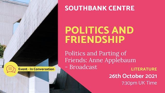 21.10.26 (Tue Oct 26th) | Politics an...