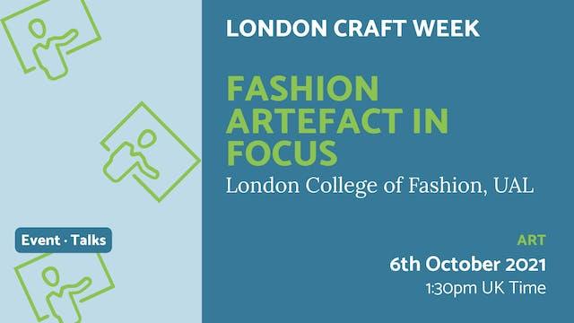 21.10.06 (Wed Oct 6th) | Fashion Arte...