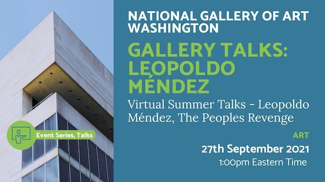 21.09.27 (Mon Sep 27th) | Gallery Tal...