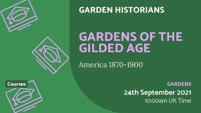 21.09.24 (Fri Sep 24th) | Gardens of ...