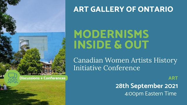 21.09.28 (Tue Sep 28th) | Modernisms Inside & Out