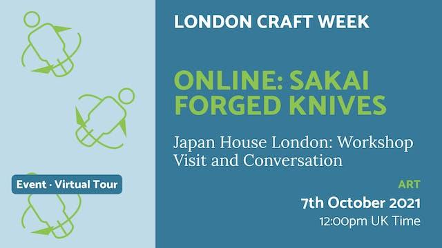 21.10.07 (Thu Oct 7th) | Online: Saka...