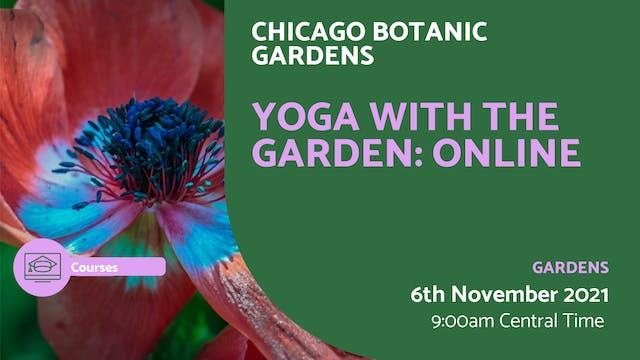 21.11.06 (Sat Nov 6th) | Yoga with th...