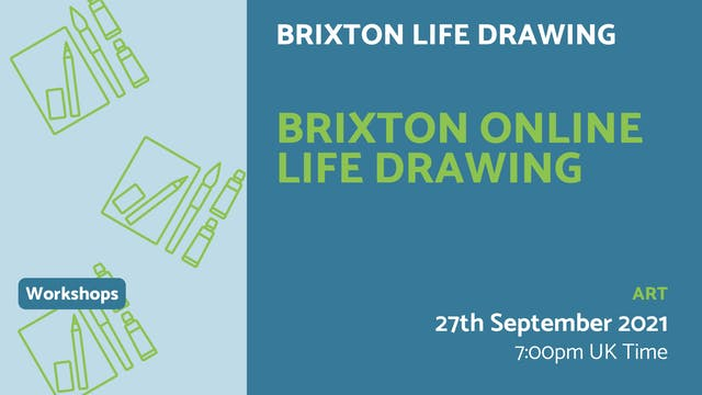 21.09.27 (Mon Sep 27th)   Brixton Onl...