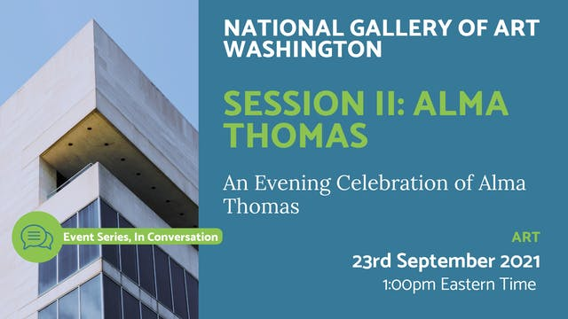 21.09.23 (Thu Sep 23rd) | Session II:...
