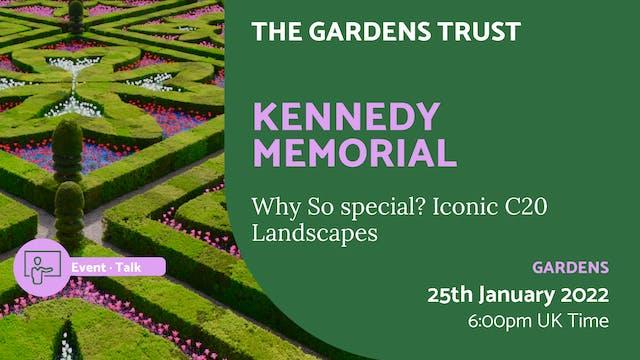 22.01.25 (Tue Jan 25th) | Kennedy Mem...