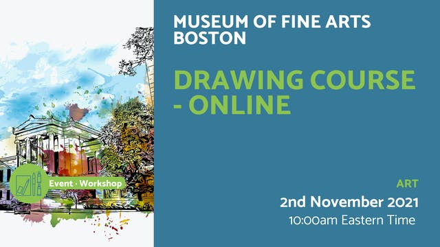 21.11.02 (Tue Nov 2nd) | Drawing Cour...