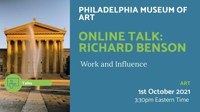 21.10.01 (Fri Oct 1st) | Online Talk:...