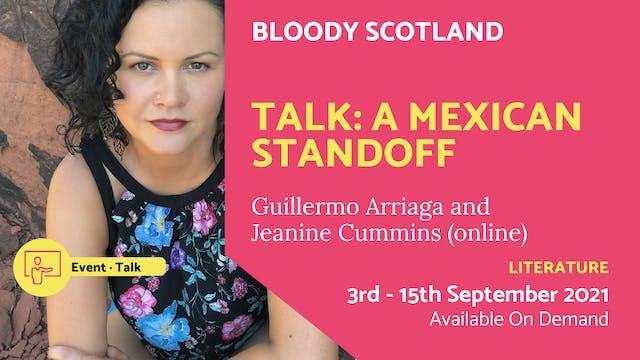 21.09.19 (Sun Sep 19th)   Talk: A Mex...