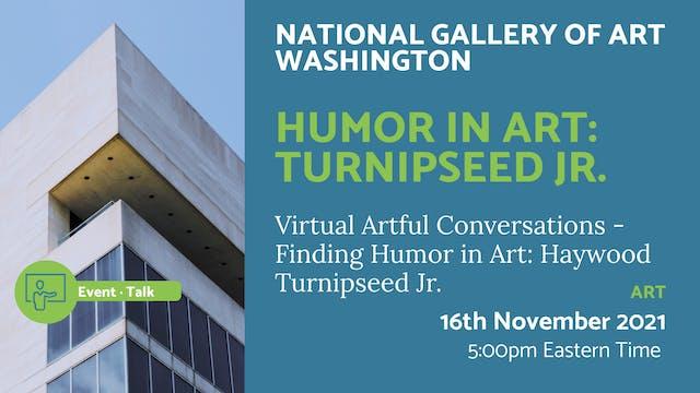 21.11.16 (Tue Nov 16th) | Humor in Ar...