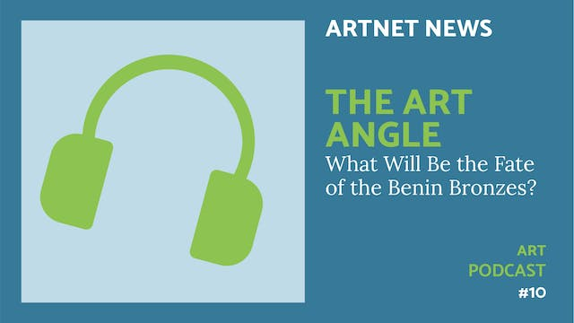 🎧 The Art Angle  #10 | Fate of the Be...