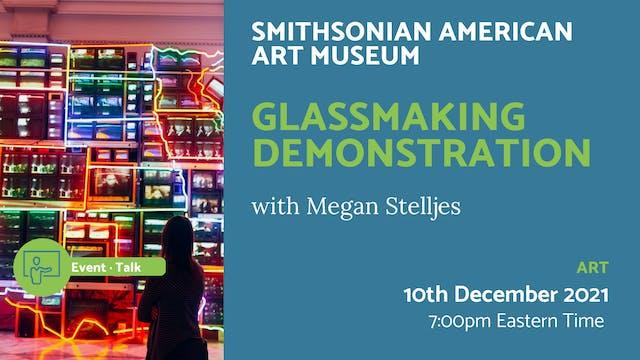 21.12.10 (Fri Dec 10th) | Glassmaking...